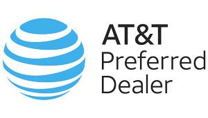AT&T Preferred Dealer logo